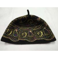 佛得角Cape Verde / 塞内加尔Senegal / 刺绣羊毛帽
