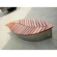 合肥户外景观公园座椅 仿木围树坐凳 室外休闲长凳 公共排椅