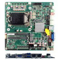 铭微Intel6/7代双千兆8USB4G通讯模块支持PCIE6COM低功耗稳定性能平板门禁工业检测