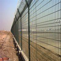 养鸡防逃网 监狱护栏网 双边丝护栏网现货