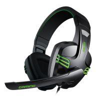 Salar/声籁 KX101 头戴式电脑游戏耳机 重低音 耳麦带话筒cf lol