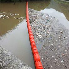 格尔木市小型水电站拦污浮筒 水库拦漂浮体厂家