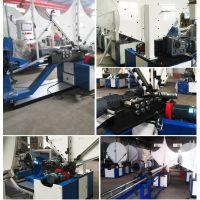 供应金球圆风管生产线-全自动螺旋风管生产线型号可定制