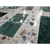 北京卡乐孚 环氧磨石地坪 金磨石 各色 环氧地坪漆 工程服务