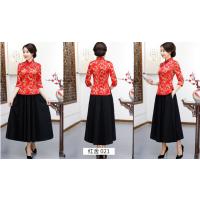 上海旗袍定制厂家 高档西服 旗袍量身订做厂家