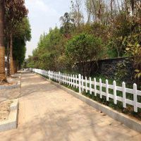 公路花池围栏 隔离区栏杆 铁艺栏杆厂家