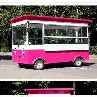 惟客店车厂家直销电动小吃车、移动餐车、多功能早餐车、移动店铺