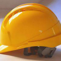 邦泽工地工程施工电力领导建筑防砸V型玻璃钢安全帽 厂家直销