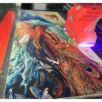 除了水其他都可以打印的万能平板打印机