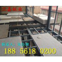 郑州三嘉钢结构夹层楼板楼层板生产厂家如期而至!
