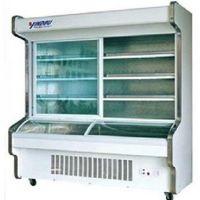 麻辣烫展示柜银都1.8米双机双温点菜柜WDL5117 保鲜冷藏厨房设备
