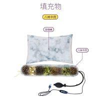 充气颈椎枕头修复颈椎专用护颈枕加热中药糖果枕矫正圆柱枕芯成人