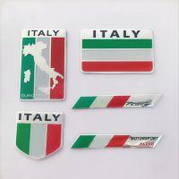 意大利德国英国美国法国国旗改装汽车标牌 铭牌 车标 车贴 车身贴