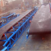 正规皮带输送机制造商 运行平稳散料装车皮带机东海