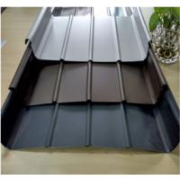 铝镁锰屋面、支架