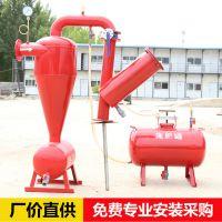 内蒙古农业生产灌溉用过滤器 现货出售离心加网式过滤器农业灌溉设备