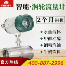 气体涡轮流量计 微型涡轮流量计 脉冲型涡轮流量计