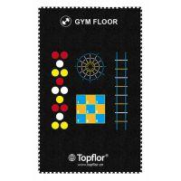 【TOPFLOR】新品发布 8mm橡胶锁扣 健身房运动专用