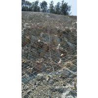 陆铭厂家供应主动边坡防护网 堤坡山体滑坡被动防护网