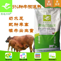 养母牛怎么饲喂效果更好?