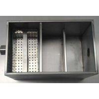 厂家直销地埋式不锈钢隔油池 餐饮油水分离器 厨房污水处理设备