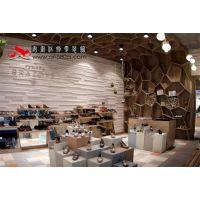 合肥鞋店装修商务经典时尚流行