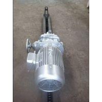 厂家直销杰卓矿用防爆岩石电钻 3KW5KW电动探水钻机 开采打孔型号齐全