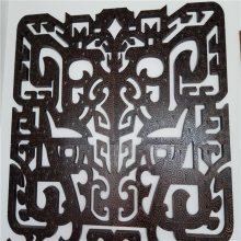花型铸造铝板 铝铸幕墙挂板 铝合金装饰材料