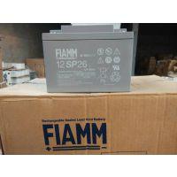 非凡蓄电池 FIAMM 12V26AH 12SP26 意大利品牌蓄电池原装正品