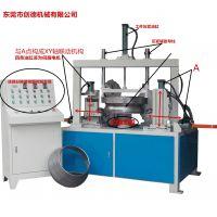 创德机械研发供应CD-XY-611风机前盘旋压机,数控自动旋压机
