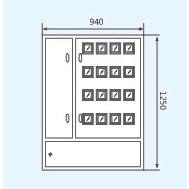长城集团YCBX-A/K16DG电表箱