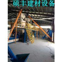fs一体化建筑免拆外模板设备,fs免拆一体保温板全套设备经销商