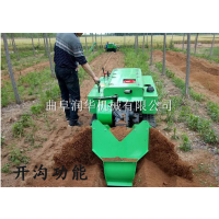 农用壮苗施肥机 多档位控制开沟机 农田全能耕地松土机