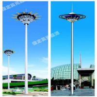 户外15米景观中杆灯 广场球场升降式高杆灯 大功率LED投光灯定制