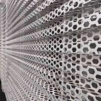 供应长城铝板门头铝单板厂家