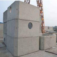 曲阜水泥预制厂生产检查井 井盖 路沿石 水泥化粪池