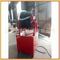 建筑工地塔吊喷淋设备 高空洒水降温系统 塔机喷淋抑尘设备