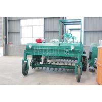 供应移动式翻堆机 轮式翻堆机 粪便处理设备 有机肥翻抛设备 猪粪翻抛机