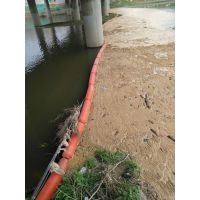 水面打捞拦截设备治理水面垃圾浮筒厂家