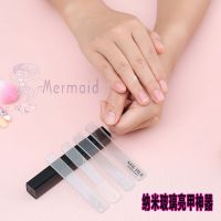厂家现货直销  促销礼品 韩国纳米玻璃指甲锉  美甲 亮甲神器
