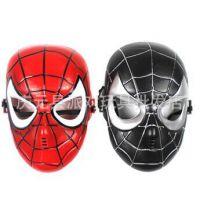 儿童节派对儿童面具化妆舞会面具动漫卡通面具 蜘蛛侠面具