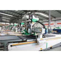 品脉数控设备自动化设备厂家、全自动板式家具生产线、高效率开料、封边、钻孔生产线、木工数控开料加工中心