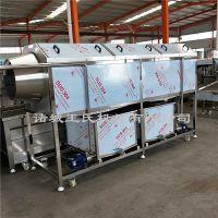 王氏加工定制多功能洗袋机 食品滚筒洗袋机 葡萄干清洗机
