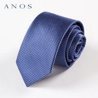 新款时尚男士正装领带条纹窄婚礼新郎伴郎结婚波点箭头型商务