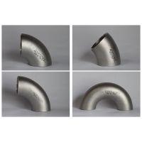 316L不锈钢工业级管件 180°弯头 三通
