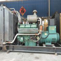 无锡动力股份600千瓦柴油发电机,9成新机,便宜处理啦。