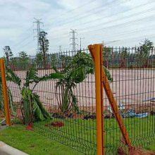 佛山市政绿化边框护栏安全防护网批发 揭西学校铁丝网围栏