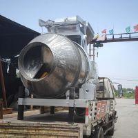 西元jzc350鼓式爬斗搅拌机 自落式水泥砂浆搅拌机