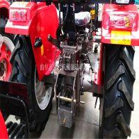 供應45馬力拖拉機 農用拖拉機 高效旋耕打地機