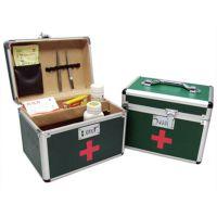 直销医疗器械箱 精密医疗仪器铝箱批发 医疗铝箱定制厂家